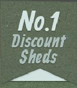 No 1 Discount Sheds