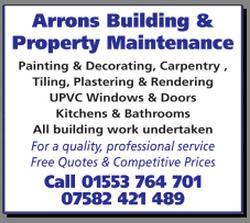 Arrons Building & Property Maintenance