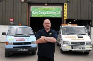 Jarrow Mot Centre Ltd