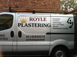 Royle Plastering