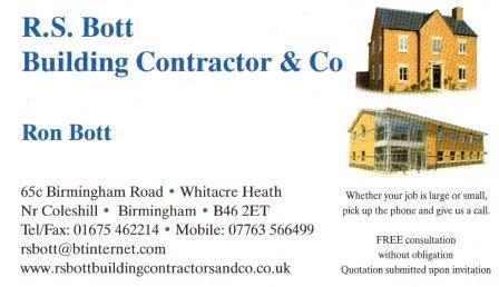 Birmingham Reputable Builders – Builders Quotation