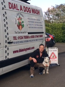 Dail A Dog Wash Ltd