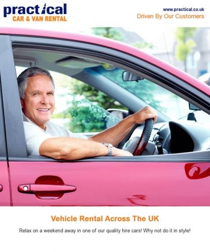 Thrifty Car And Van Rental Leeds Leeds