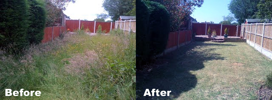 Town country gardening services in manchester for Local gardening services