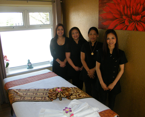 massage i sundsvall thaimassage he