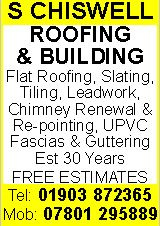 S Chiswell Roofing & Building