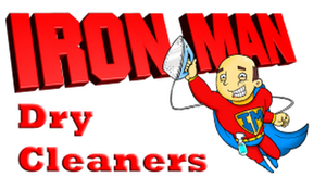 Iron Man Dry Cleaners