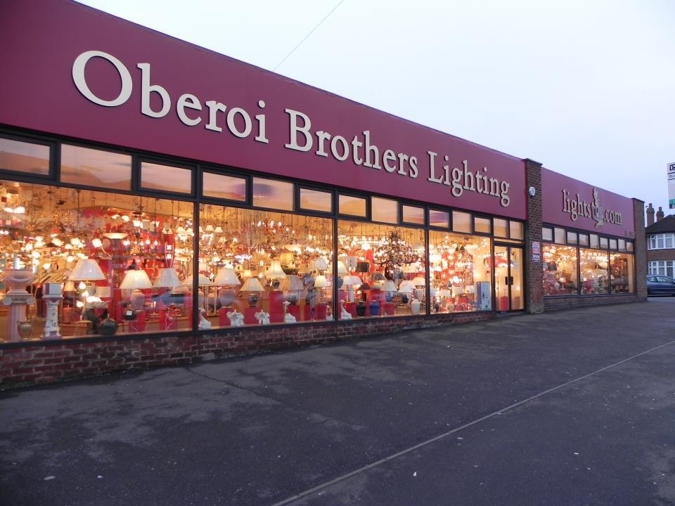 Oberoi Brothers Lighting