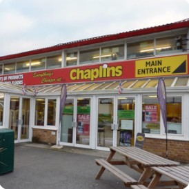 Chaplins Discount Superstore