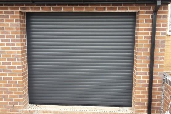 Protec Doors Garage Doors Industrial Doors & Protec Doors Garage Doors Industrial Doors - Garage Doors in Stoke ...