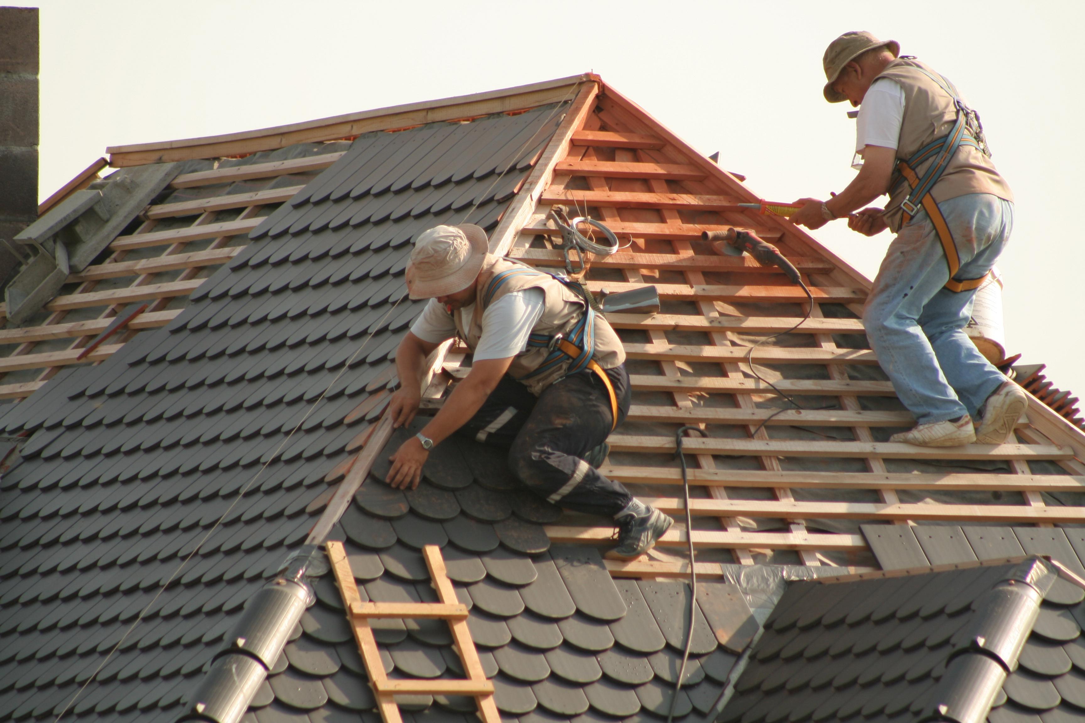 Типы и конструкции крыш - особенности монтажа.