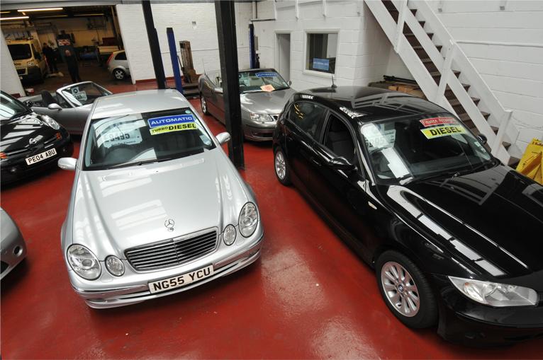 Car Sales Garages In Roker