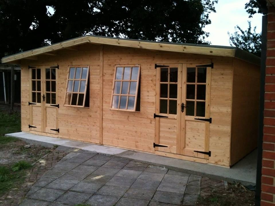 Garden Sheds Jarrow timberline - garden sheds - 01914832988 - jarrow | thomson local