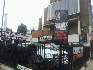 Chiswick Tyres Ltd