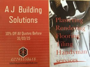 A J Building Solutions