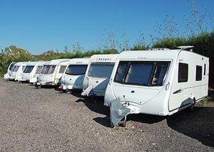 Birley Caravan Storage