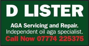 Aga Servicing & Repairs