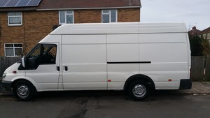 Martin : Man With A Van In Doncaster
