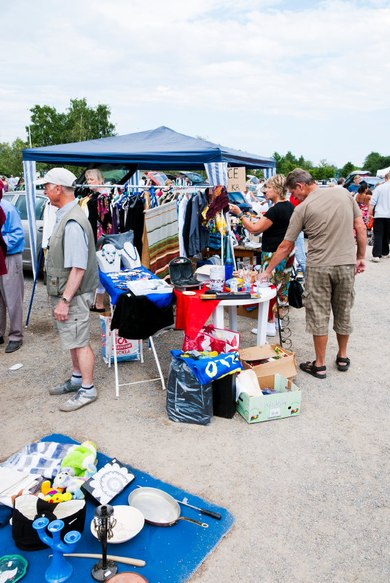 Chelford Car Boot Sale