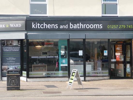 Kirk Ward Kitchens Bathrooms Ltd Chorley