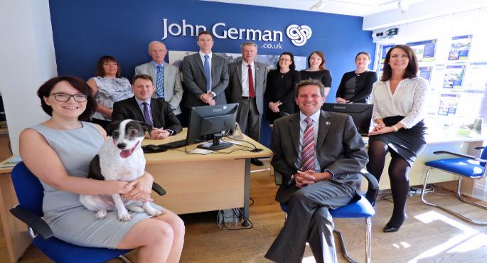 Main photo for John German Estate Agents Burton on Trent