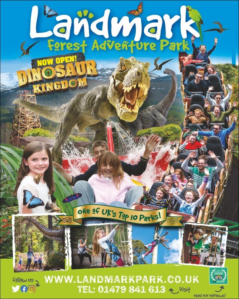 Visitor Centres Ltd T A Landmark Forest Adventure Park
