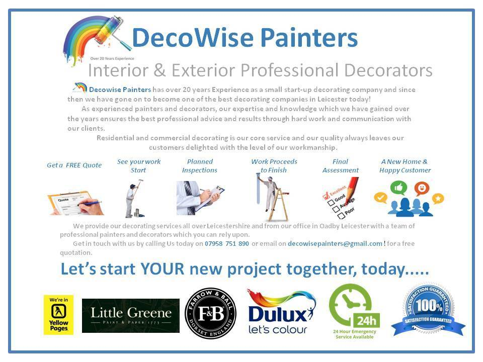 Main photo for DecoWise Painters