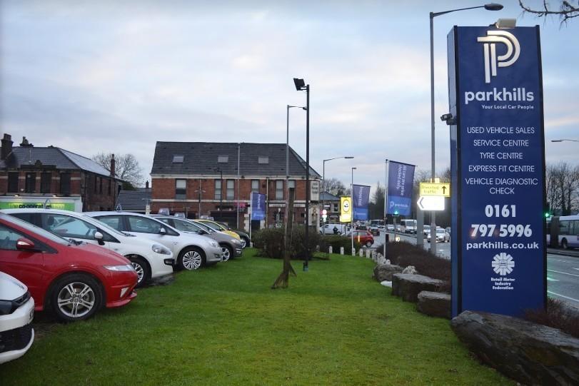 Main photo for Parkhills Car Centre
