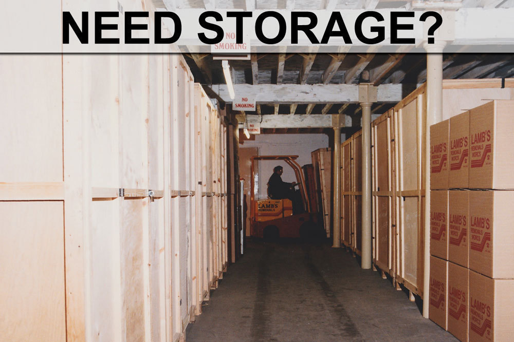 Main photo for Lambs Removals And Storage