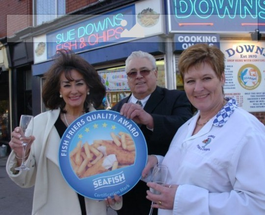 Main photo for Sue Downs Fish & Chips