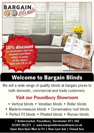 Bargain Blinds