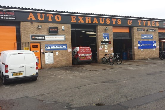 Auto Exhaust And Tyres Ltd Mot Testing In Lincoln Ln67ry 192 Com