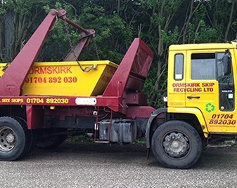 Main photo for Ormskirk Skip Recycling Ltd