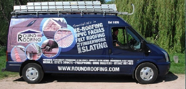 Main photo for Round Roofing